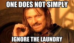 You tell 'em Boromir