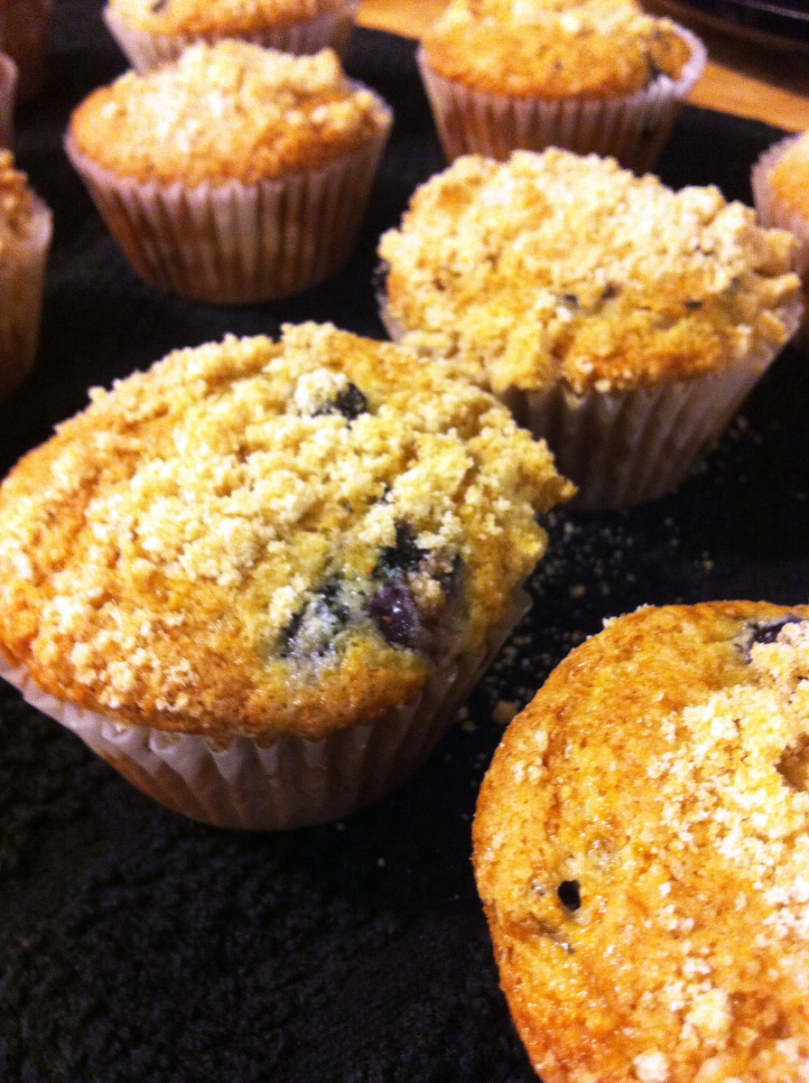 How To Use Cake Mix To Make Muffins