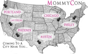 mommycon map