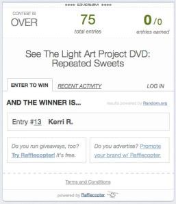 dvd winner