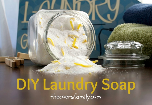 Coers Family Laundry Soap